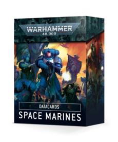 Games Workshop - GAW Datacards - Space Marines