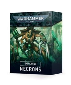 Games Workshop - GAW Datacards - Necrons