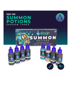 Summon Potions - Shadow Colors