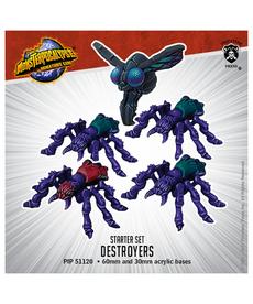 Privateer Press - PIP Dire Ants & Spy Fly
