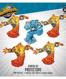 Privateer Press - PIP Fire Kami & Air Avatar