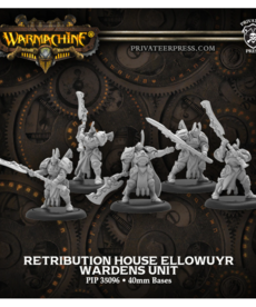 Privateer Press - PIP House Ellowuyr Wardens