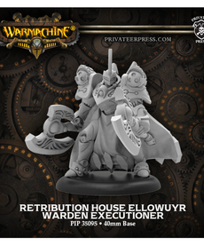 Privateer Press - PIP House Ellowuyr Warden Executioner