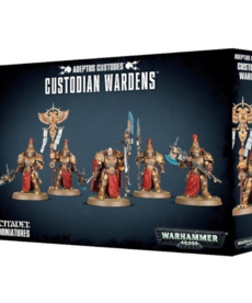 Games Workshop - GAW Adeptus Custodes - Custodian Wardens