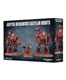 Games Workshop - GAW Adeptus Mechanicus - Kastelan Robots