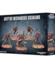 Games Workshop - GAW Warhammer 40K - Adeptus Mechanicus - Sicarians