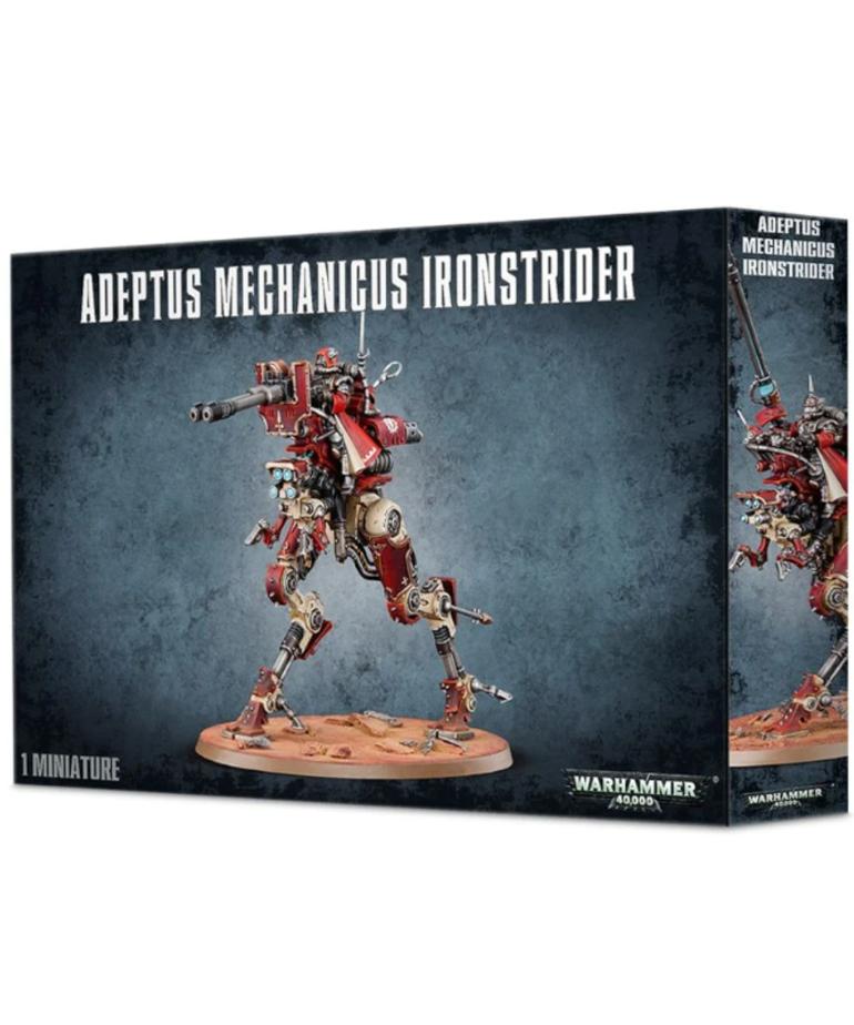 Games Workshop - GAW Warhammer 40K - Adeptus Mechanicus - Ironstrider Ballistarius
