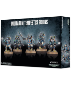 Games Workshop - GAW Astra Militarum - Militarum Tempestus Scions