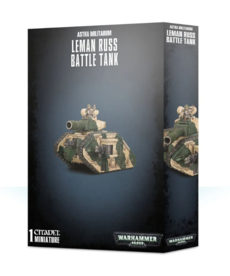 Games Workshop - GAW Astra Militarum - Leman Russ Battle Tank