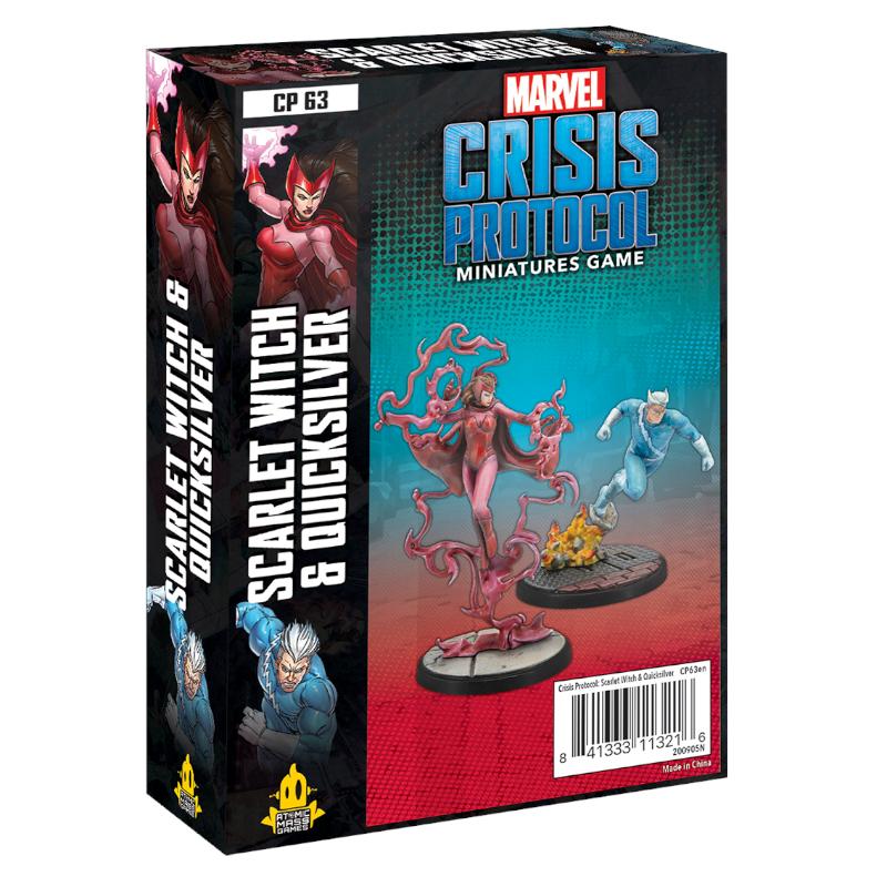 Marvel: Crisis Protocol presales 05/14/2021