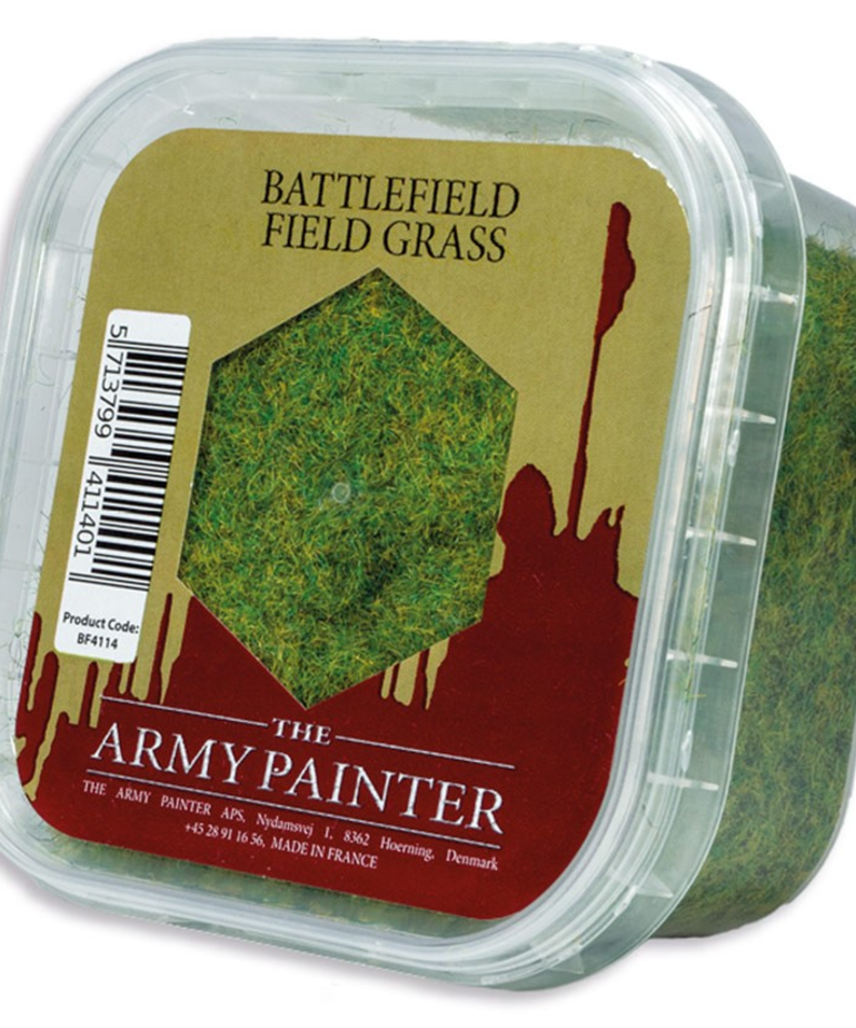 The Army Painter - AMY The Army Painter - Battlefield Field Grass