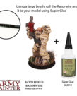 The Army Painter - AMY The Army Painter - Battlefield Razorwire