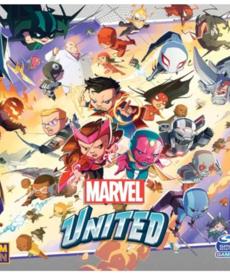 Cool Mini or Not - COL Marvel United Ultimate  Kickstarter No Playmat