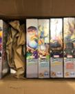 Cool Mini or Not - COL Marvel United Ultimate  Kickstarter + Cardboard Locations (NO BASE GAME)