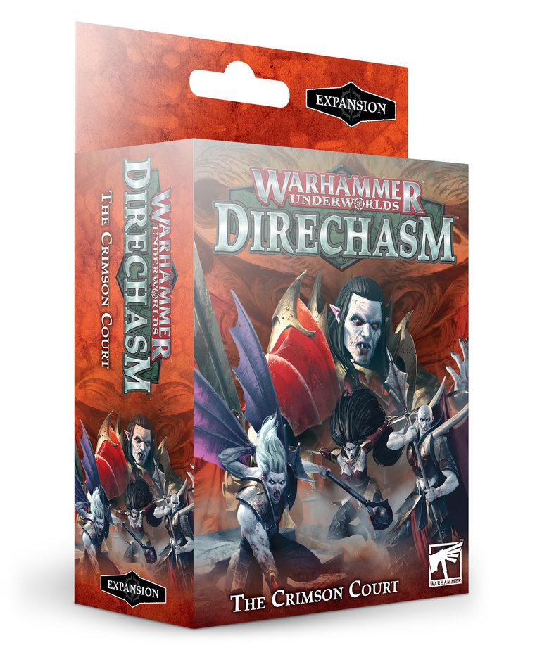 Warhammer Underworlds: Crimson Court