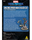 Atomic Mass Games - AMG Marvel: Crisis Protocol - Amazing Spider-Man & Black Cat