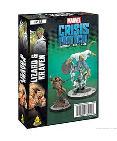 Atomic Mass Games - AMG Lizard & Kraven PRESALE 07/16/2021