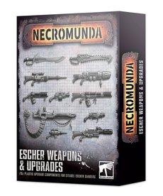 Games Workshop - GAW Necromunda - Escher Weapons & Upgrades