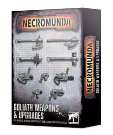 Games Workshop - GAW Goliath Weapons & Upgrades PRESALE 05/15/2021 NO REBATE