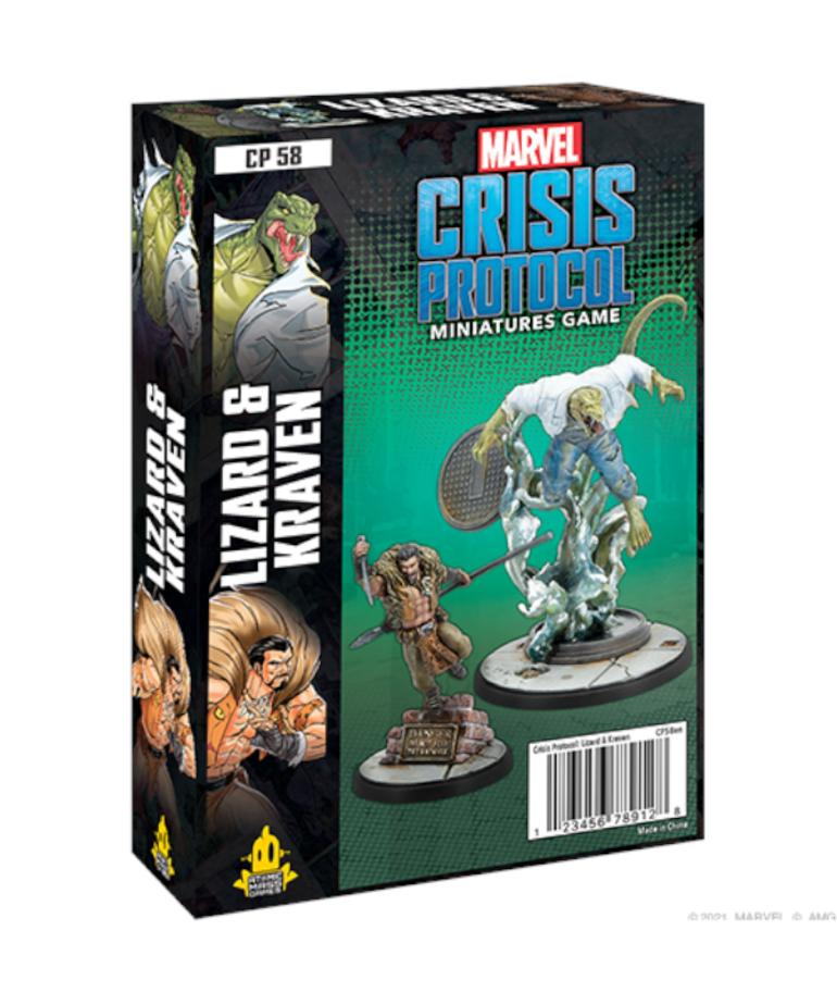 Marvel: Crisis Protocol presales!