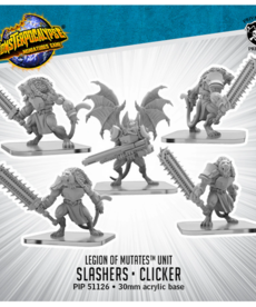 Privateer Press - PIP Slashers and Clicker