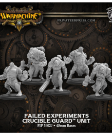 Privateer Press - PIP Crucible Guard - Failed Experiments