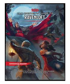 Wizards of the Coast - WOC VanRichten's Guide To Ravenloft