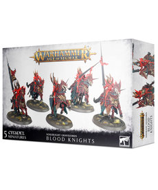 Games Workshop - GAW Soulblight Gravelords - Blood Knights