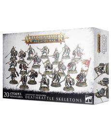 Games Workshop - GAW Soulblight Gravelords - Deathrattle Skeletons