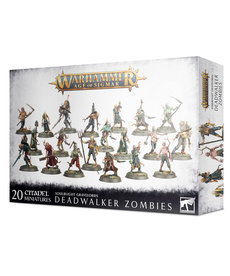 Games Workshop - GAW Soulblight Gravelords - Deadwalker Zombies