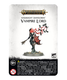 Games Workshop - GAW Soulblight Gravelords - Vampire Lord
