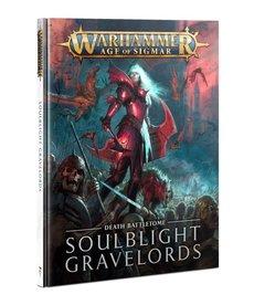 Games Workshop - GAW Death Battletome - Soulblight Gravelords