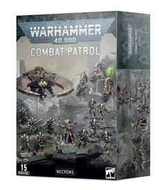 Games Workshop - GAW Combat Patrol: Necrons