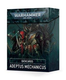 Games Workshop - GAW Datacards - Adeptus Mechanicus