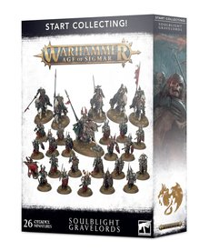Games Workshop - GAW Start Collecting! Soulblight Gravelords