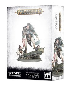 Games Workshop - GAW Soulblight Gravelords - Radukar the Beast