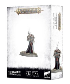 Games Workshop - GAW Soulblight Gravelords - Kritza, The Rat Prince