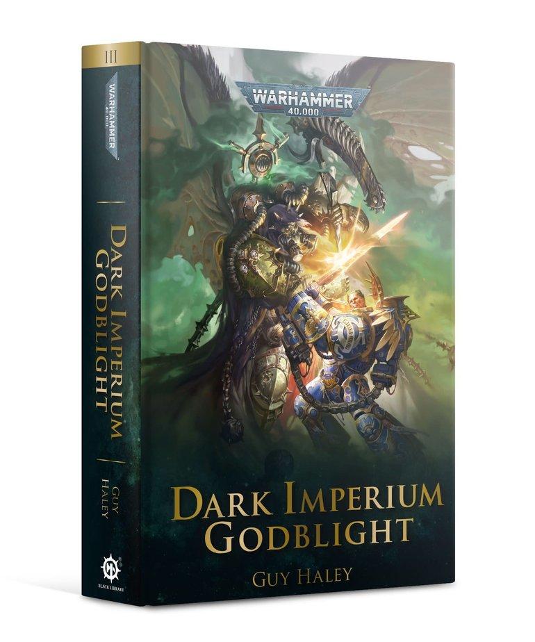 Games Workshop - GAW Black Library - Dark Imperium - Godblight