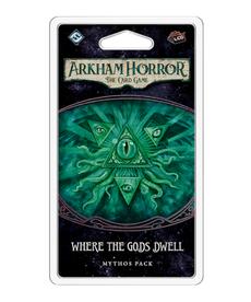 Asmodee - ASM Where the Gods Dwell - Mythos Pack