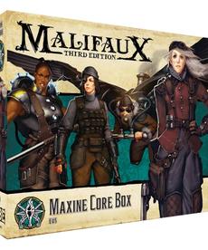 Wyrd Miniatures - WYR Explorer's Society - Maxine Core Box