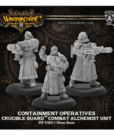 Privateer Press - PIP Crucible Guard - Containment Operatives
