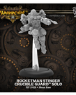 Privateer Press - PIP Warmachine - Crucible Guard - Rocketman Stinger - Solo