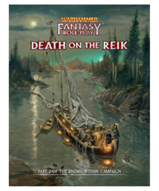 Cubicle 7 - CB7 Death on the Reik - Enemy Within Volume 2
