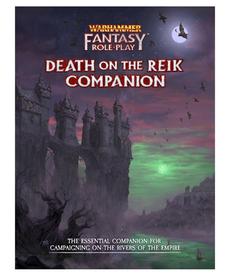 Cubicle 7 - CB7 Death on the Reik Companion