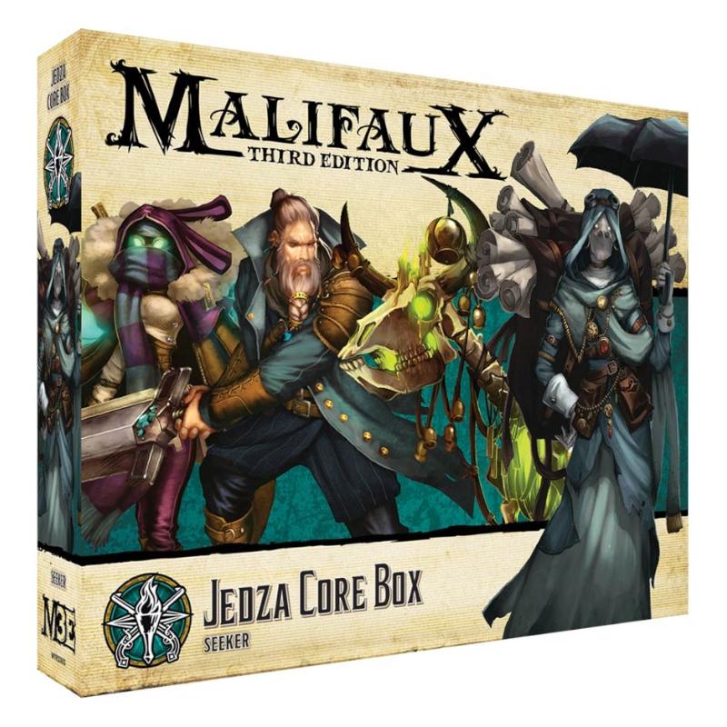 New Explorer's Society models for Malifaux!