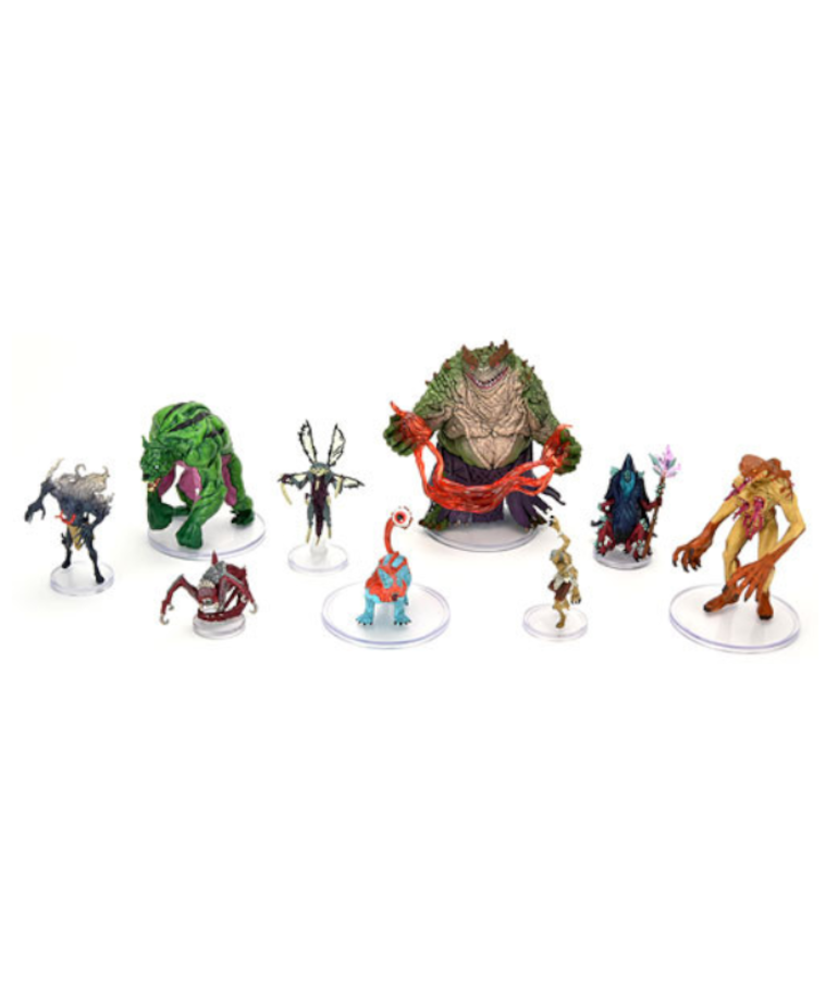 WizKids - WZK Critical Role Painted Figures - Monsters of Wildemount - Set 1