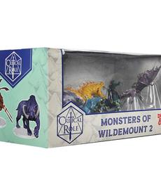 WizKids - WZK Monsters of Wildemount - Set 2
