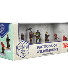 WizKids - WZK Factions of Wildemount - Dwendalian Empire