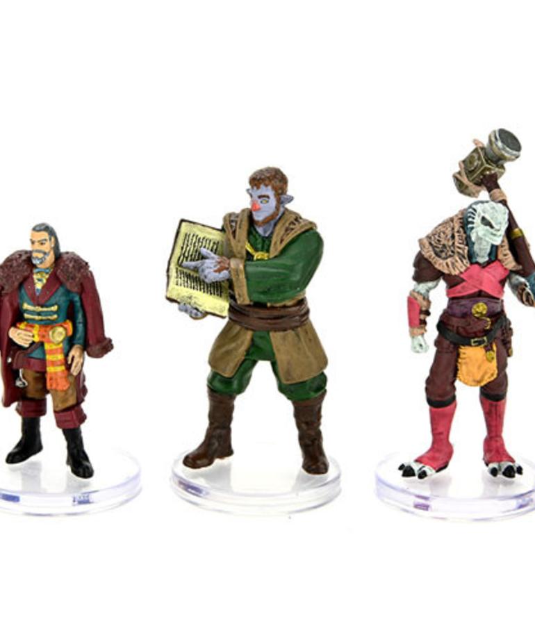 WizKids - WZK Critical Role Painted Figures - Factions of Wildemount - Dwendalian Empire
