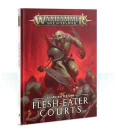 Games Workshop - GAW Death Battletome - Flesheater Courts
